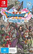 DRAGON QUEST XI S: Echoes of an Elusive Age - Definitive Edition box art