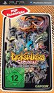 Darkstalkers Chronicle: The Chaos Tower box art