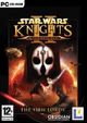 Star Wars Knights of the Old Republic II: The Sith Lords box art