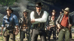 Red Dead Online's Beta is coming later this month