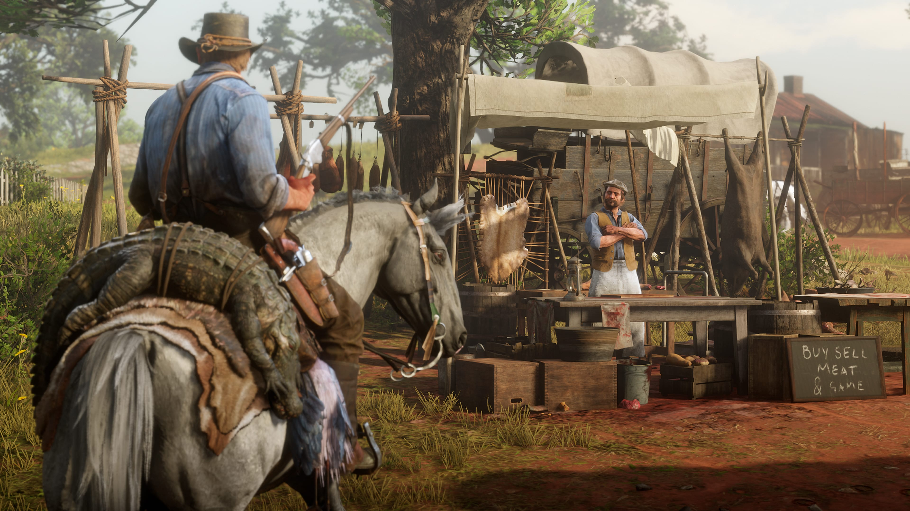 Red Dead Redemption 2 Review - Image at Gameplanet Australia