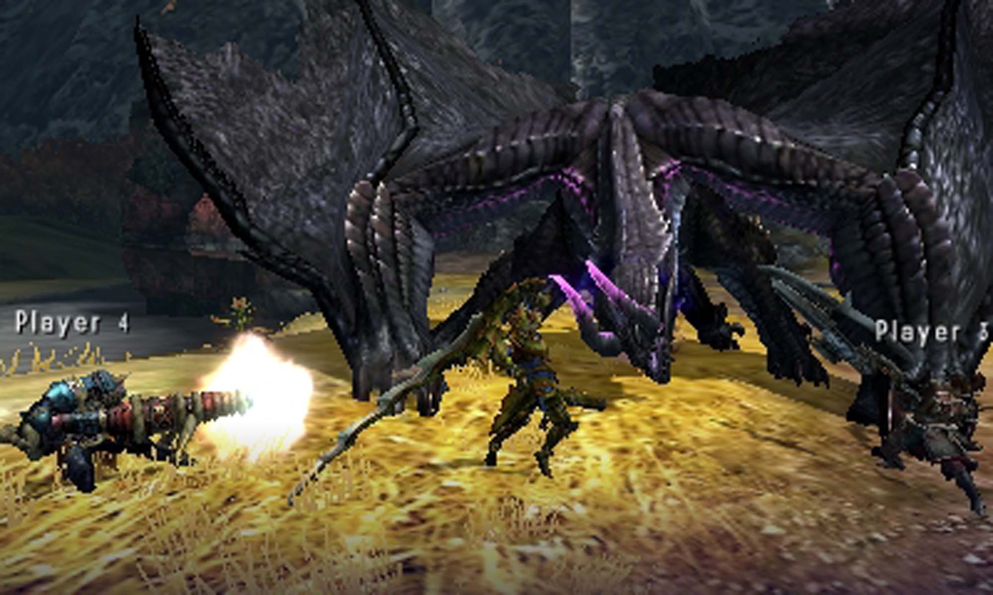 monster hunter 4 ultimate online matchmaking