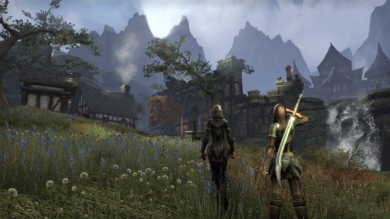 E3: The Elder Scrolls Online preview