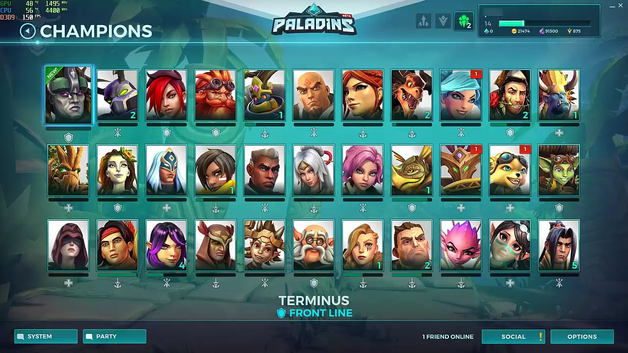 Paladins Founder's Pack Nintendo Switch Review