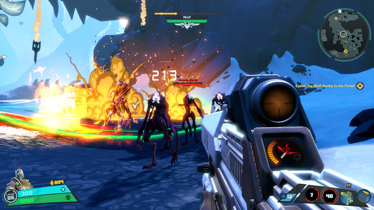 Hands-on with Gearbox's massively ambitious 'hero shooter' Battleborn