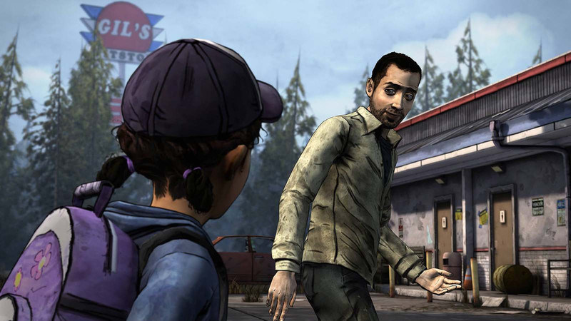 The Walking Dead Season Two: All That Remains review