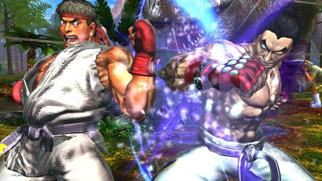 Street Fighter X Tekken review