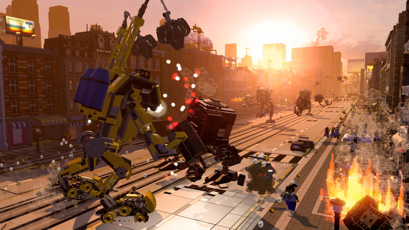 Lego Movie Game review