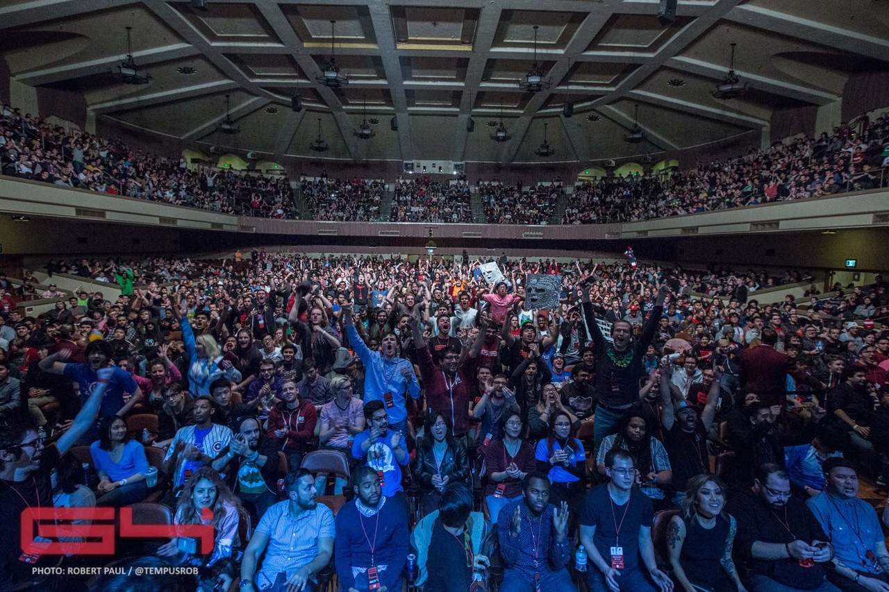 High drama, the best set ever, and literal Smash Bros. rule Genesis 4