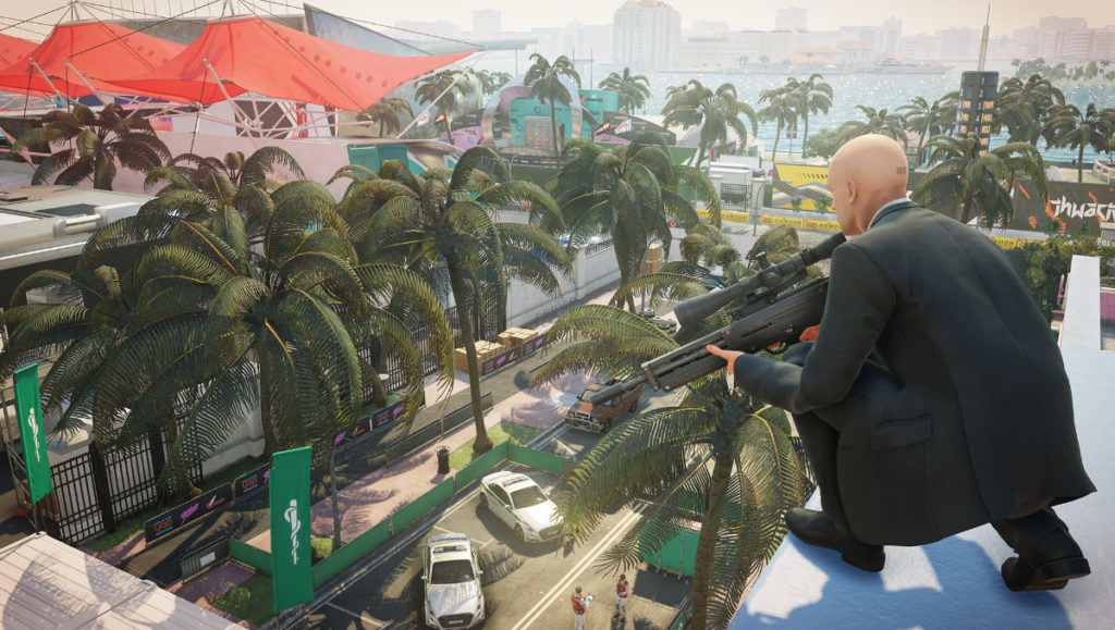Hitman 2 releasing this year