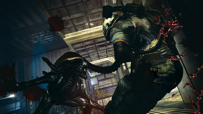 Aliens: Colonial Marines review