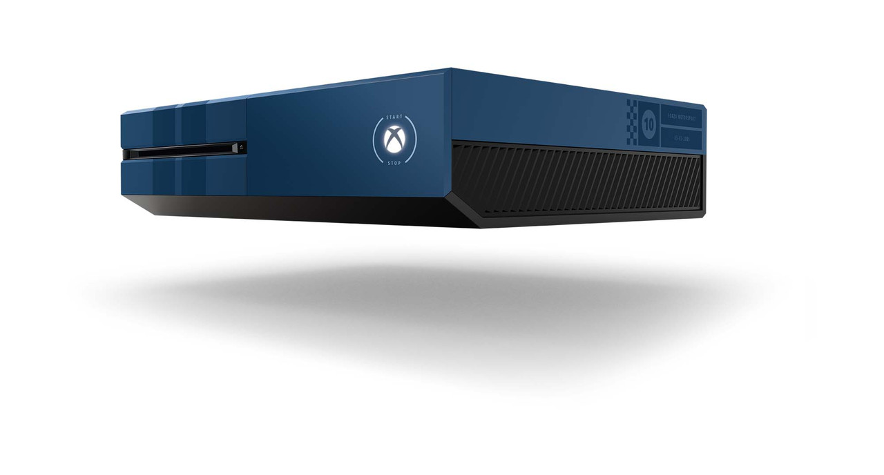 MS announces limited edition Forza Motorsport 6 Xbox One