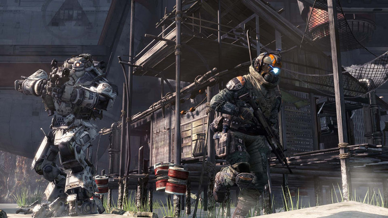 Titanfall hands-on