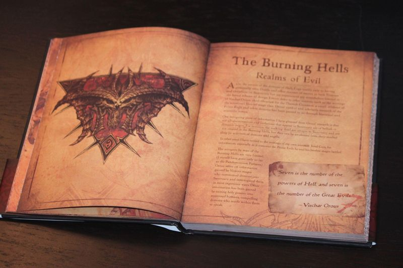 Blizzard's Chris Metzen on The Book of Cain