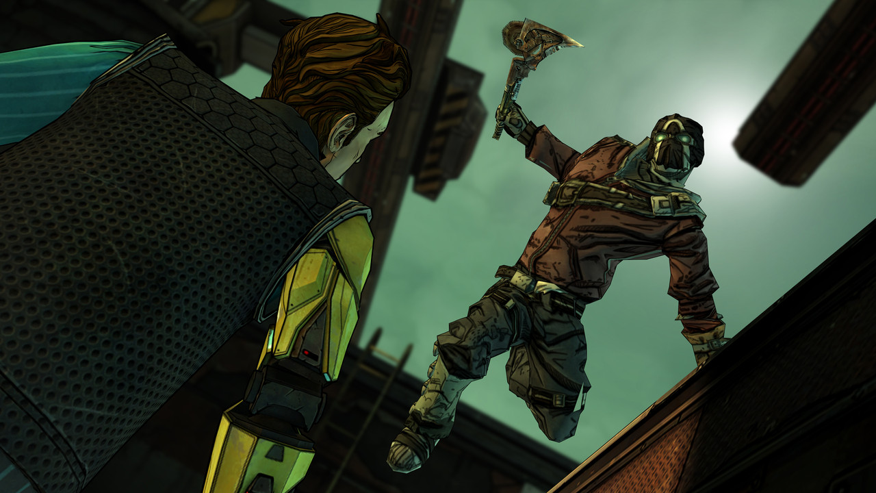 Tales from the Borderlands: Zer0 Sum review