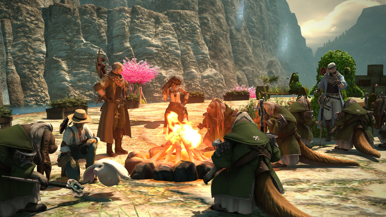 Review in Progress: FFXIV: Shadowbringers