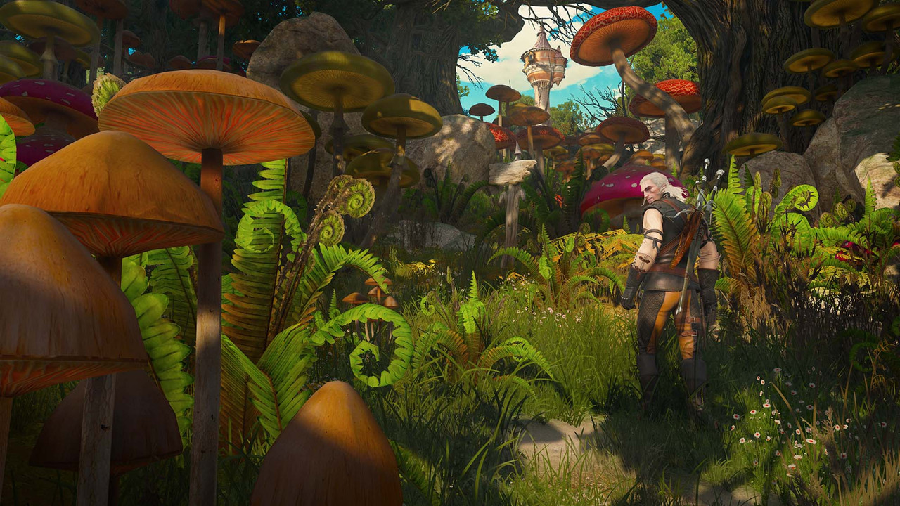 The Witcher 3: Blood & Wine preview