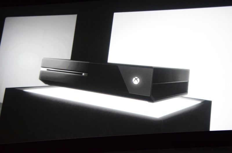 Microsoft unveils the Xbox One