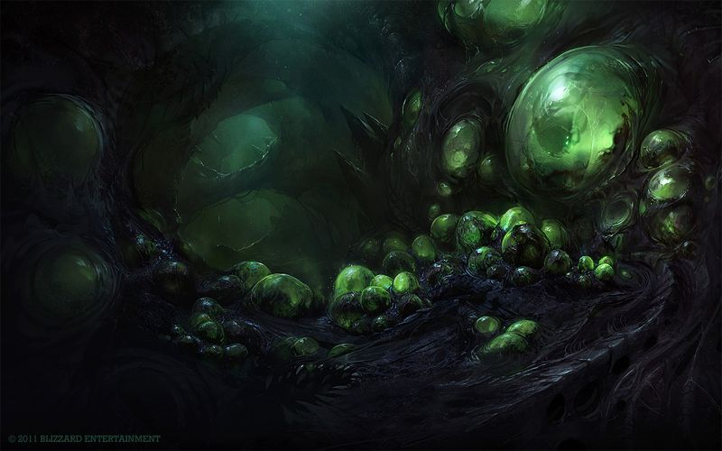Art of the Swarm: Luke Mancini on designing the zerg