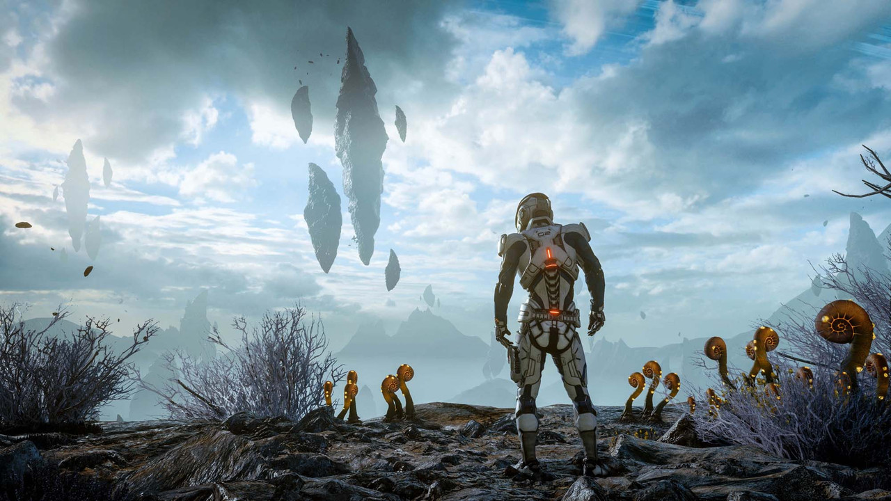 Mass Effect: Andromeda PC review