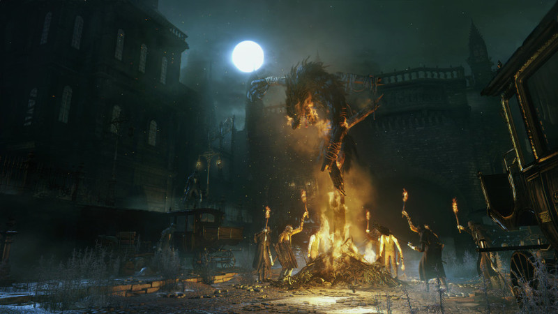 E3: Bloodborne first impressions