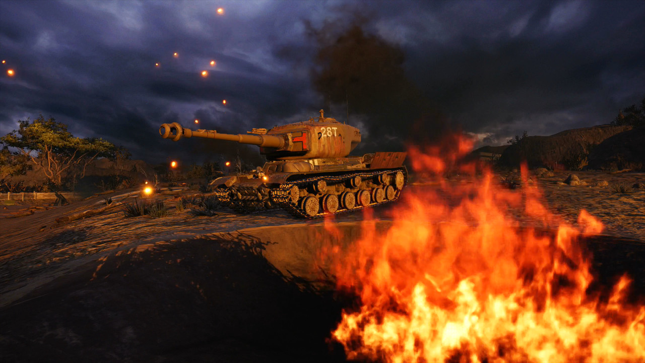 World of Tanks: Mercenaries out now for PS4 and Xbox
