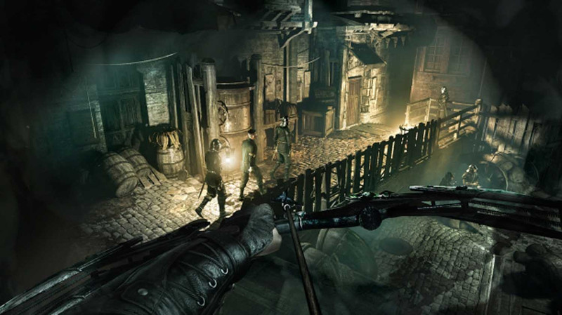 E3: Thief preview