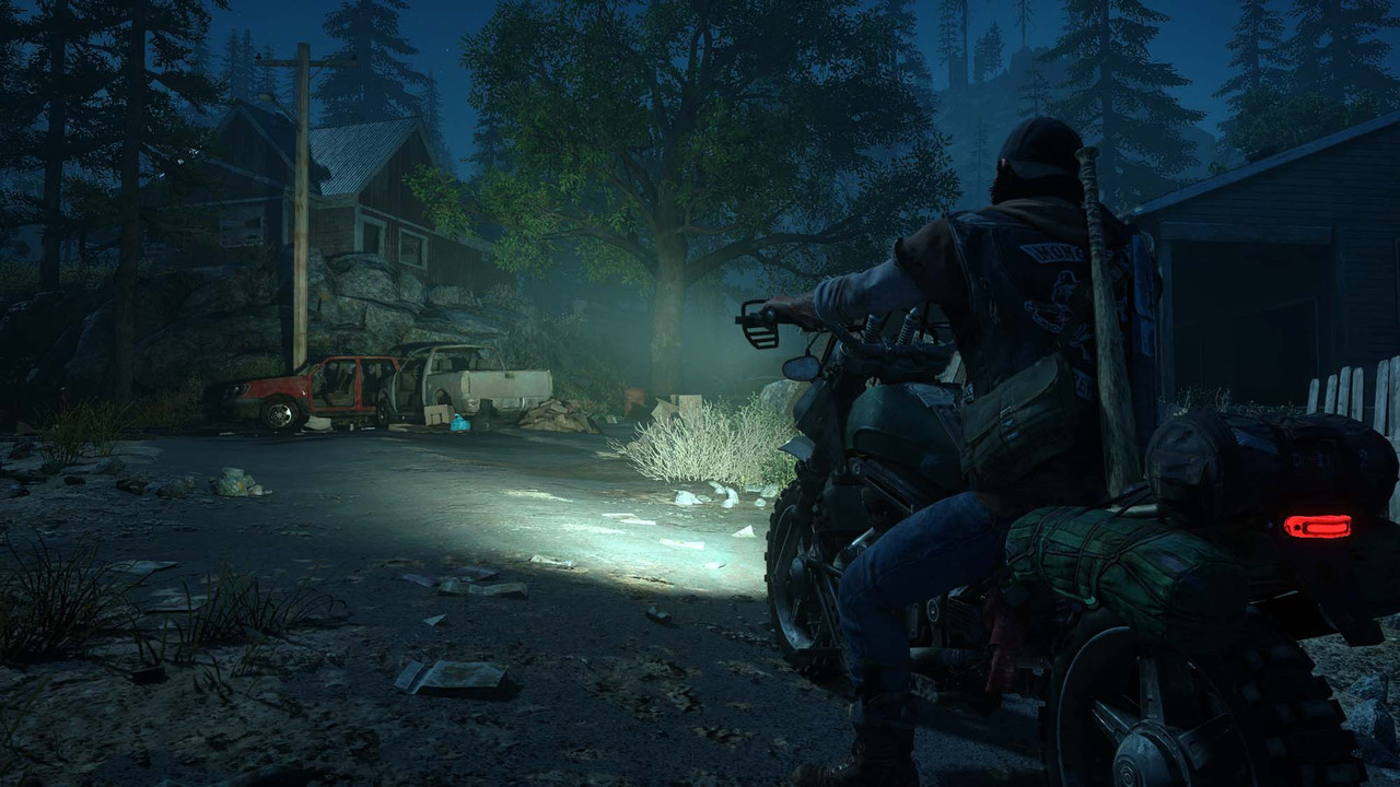 Days Gone is yet another goddamn zombie survival game