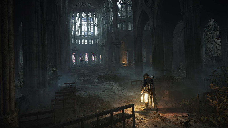 AC Unity's Season Pass includes a standalone 2.5D game set in China