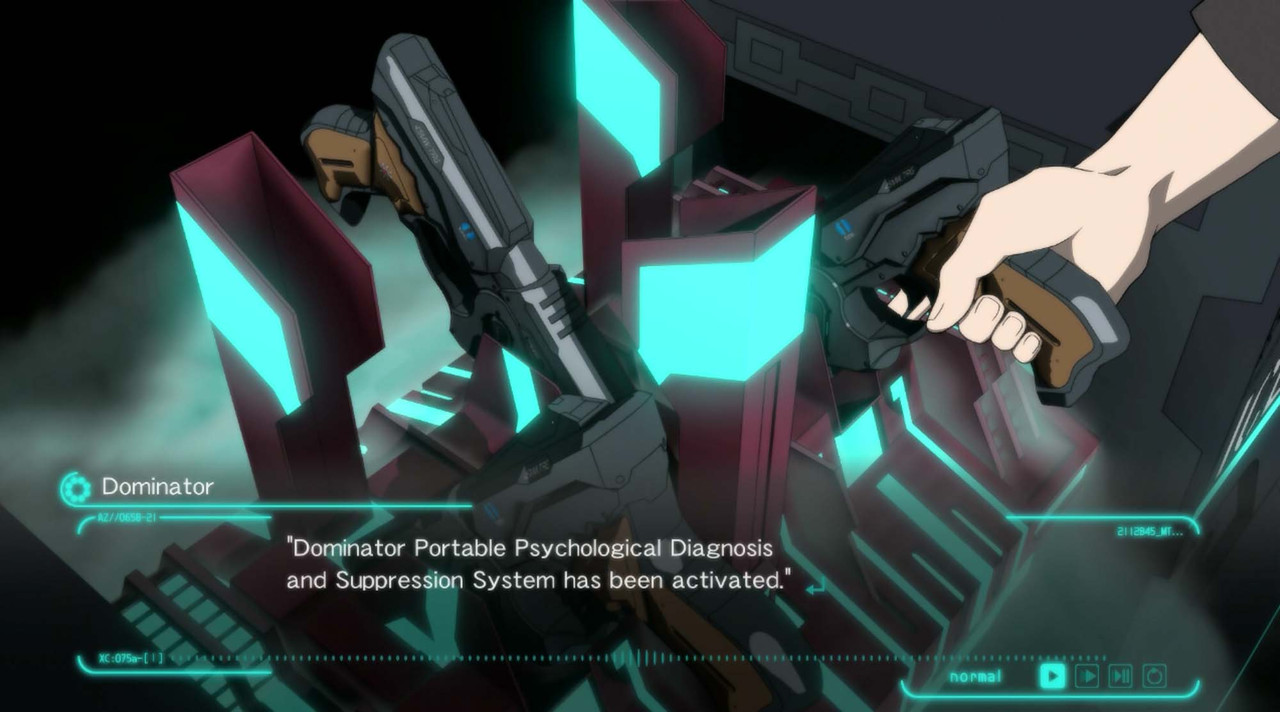 Psycho-Pass: Mandatory Happiness review