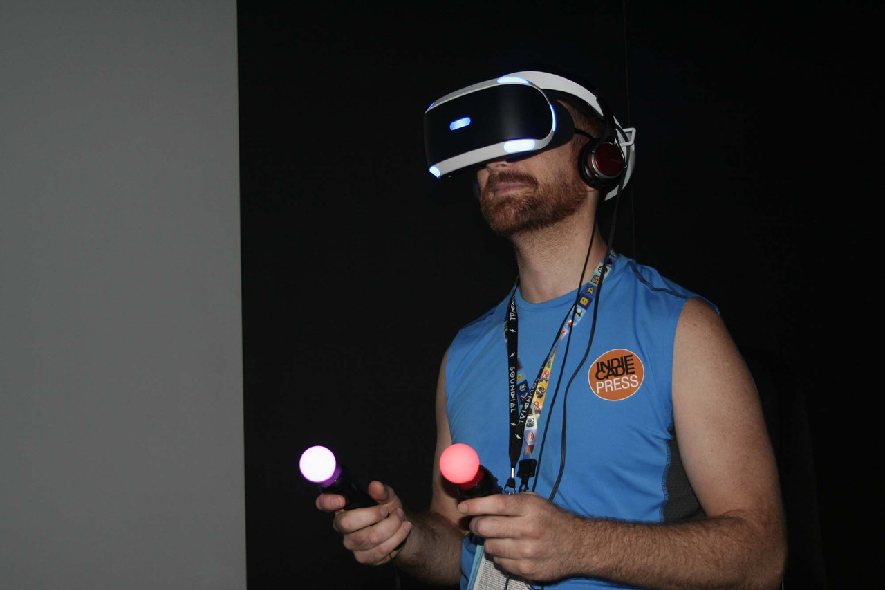 Project Morpheus has come a long way, but there's still much to prove