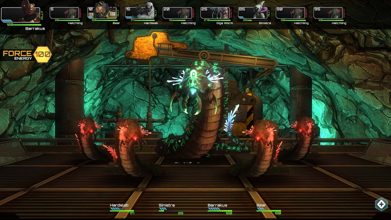 StarCrawlers straps rockets onto the old school dungeon crawl genre