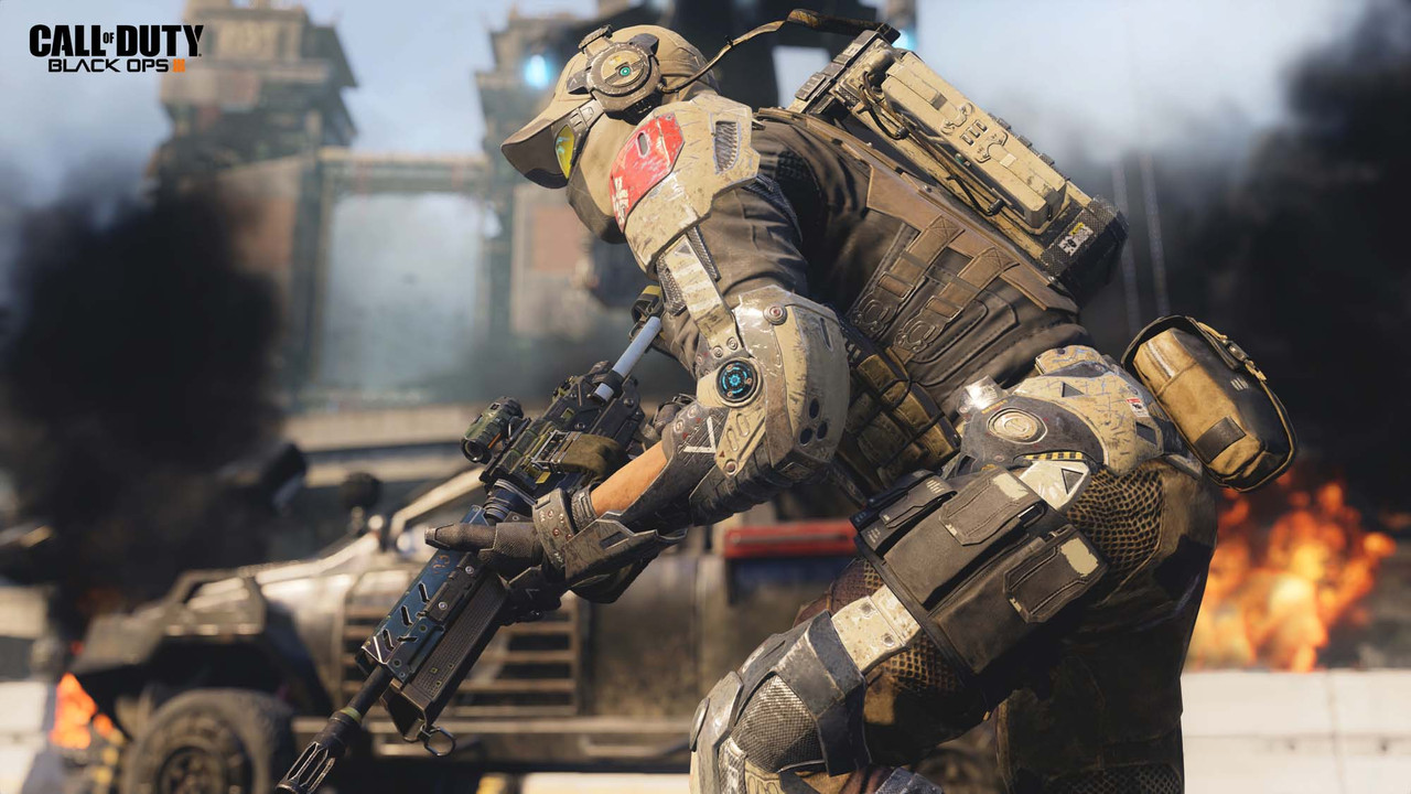 Black Ops 3 multiplayer brings Specialists and winds the loop