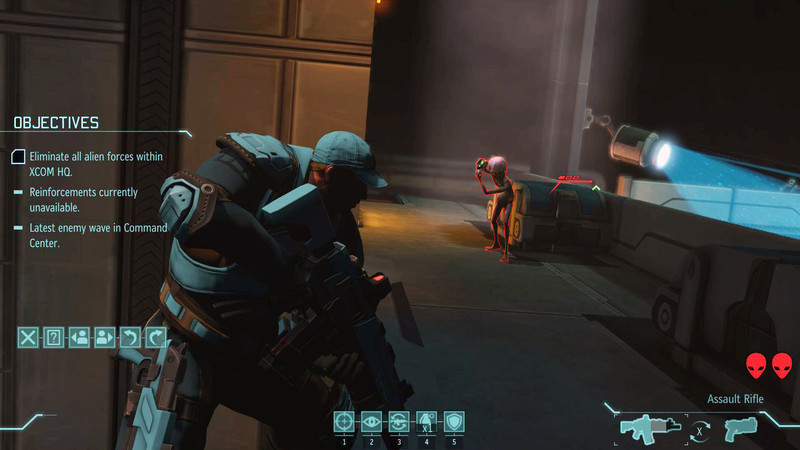 XCOM: Enemy Within hands-on