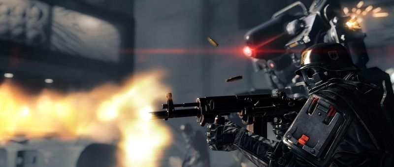 Bethesda releases new Wolfenstein: The New Order screenshots