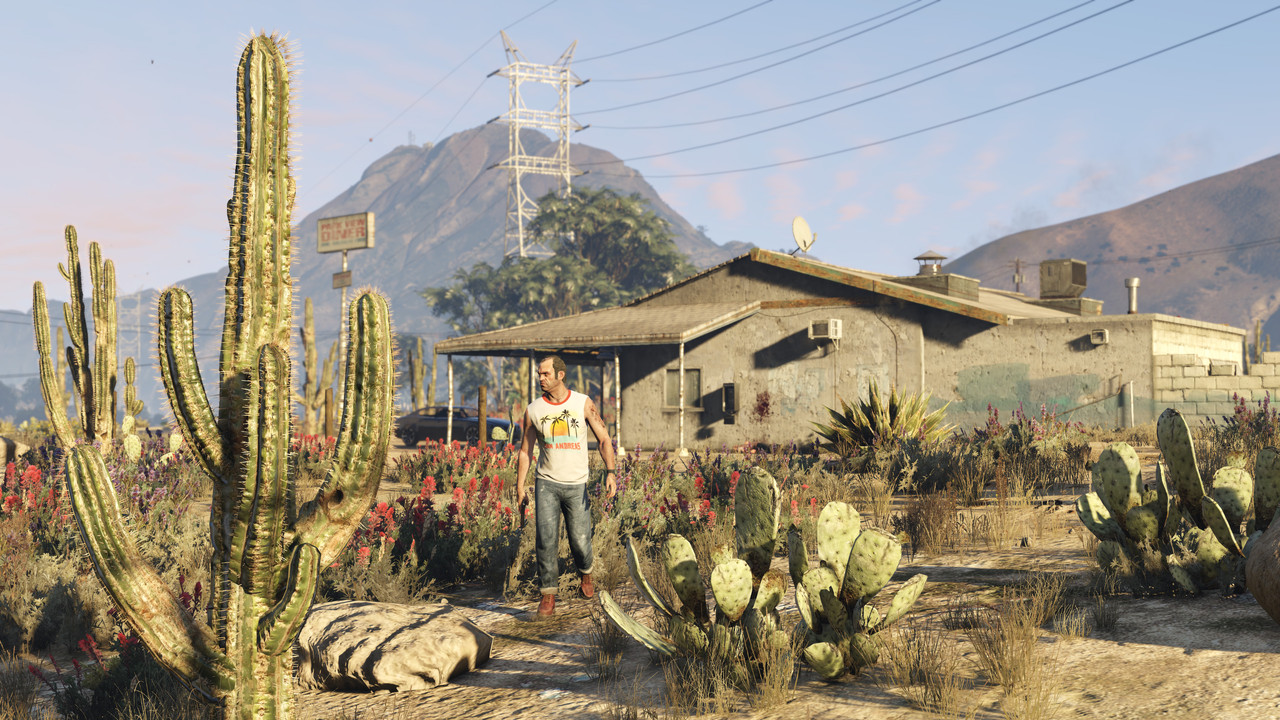 Grand Theft Auto V (PC) review