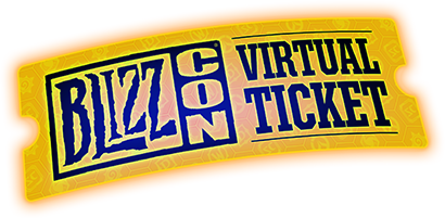 Win one of 10 BlizzCon Virtual Tickets!