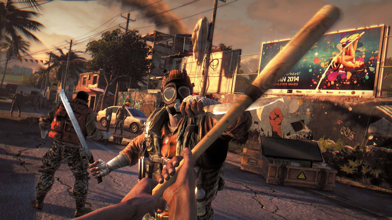 Dying Light hands-on