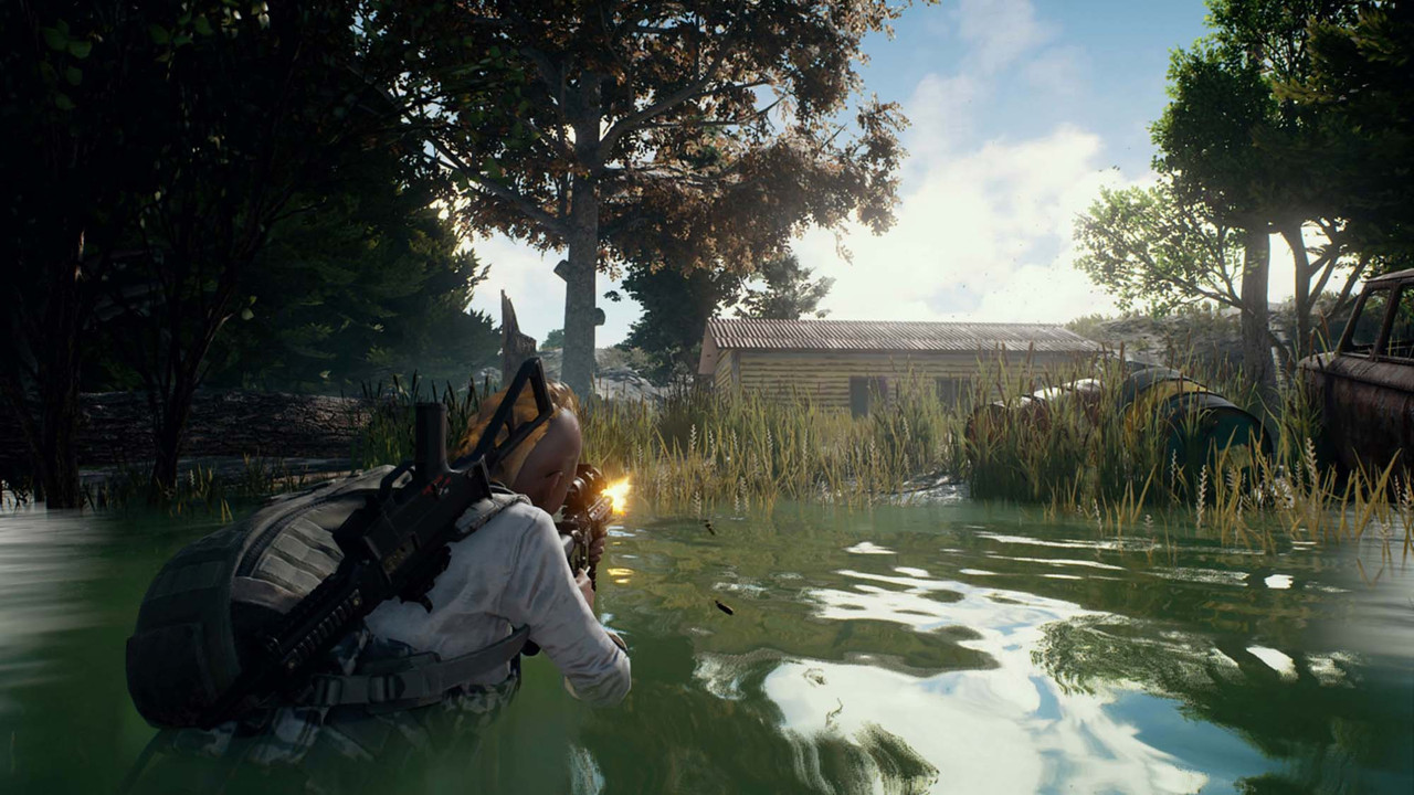 PlayerUnknown's Battlegrounds on Xbox One (Game Preview) review