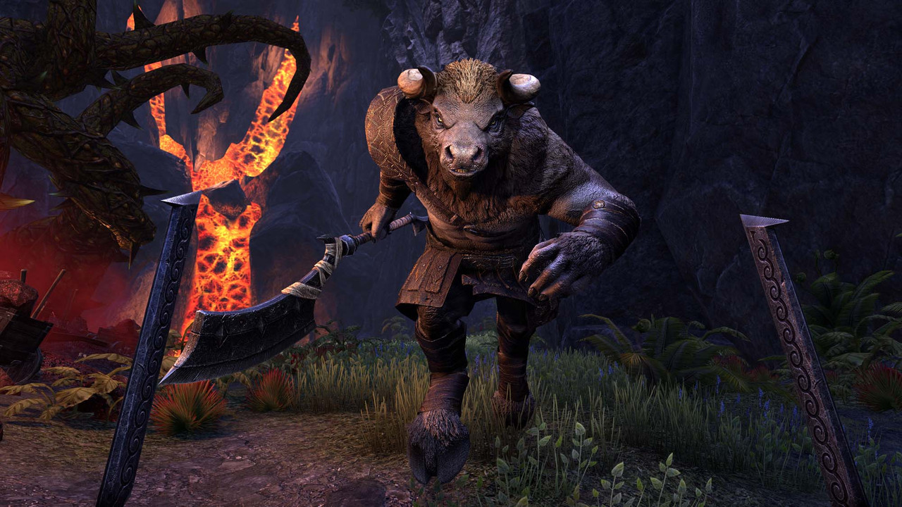 The Elder Scrolls Online: Morrowind review