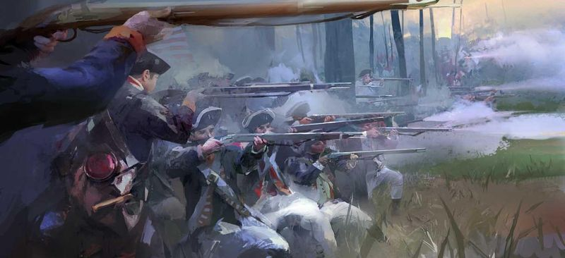 New Assassin's Creed III screens and concept art