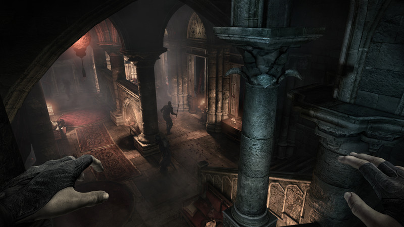 Thief hands-on