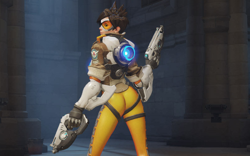 Here's what you need to know about Overwatch's butt scandal