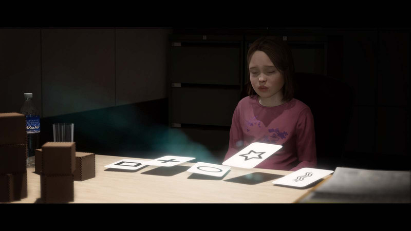 Beyond: Two Souls hands-on