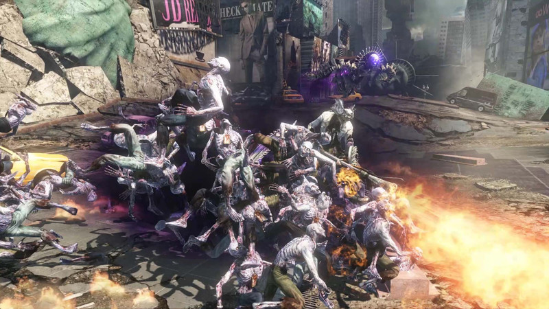 Rise of Incarnates promises Dragonball Z-style face-offs in giant arenas