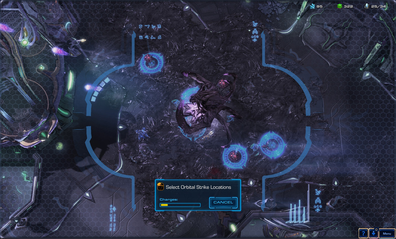 StarCraft II: Legacy of the Void hands-on