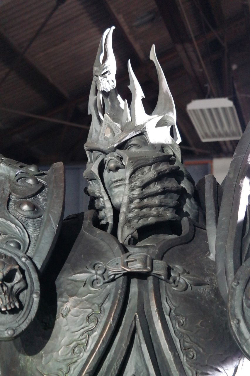 The Lich King now reigns over Taiwan