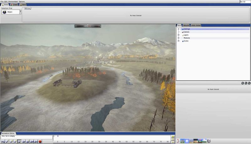 "Total War map editor ""TEd"" screenshots"