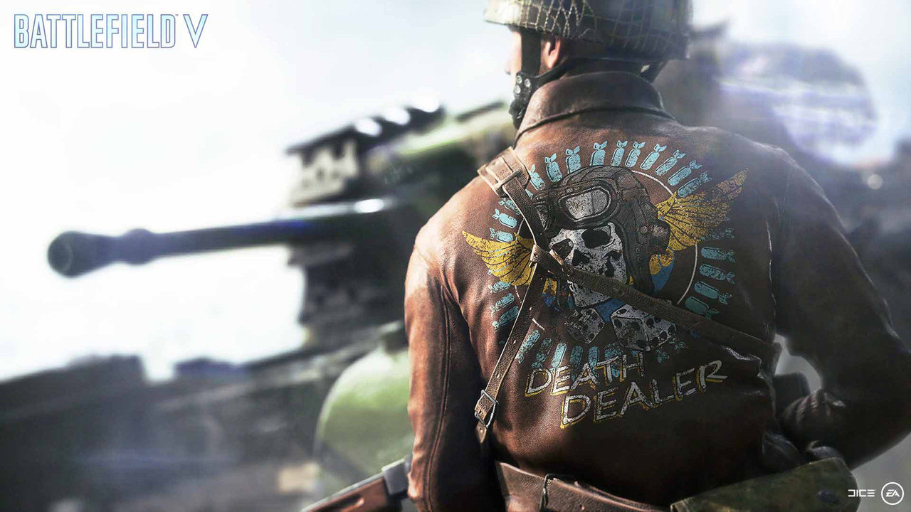 Battlefield 5: WWII, deep customisation, no premium pass