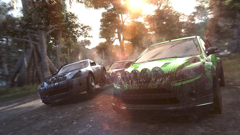 The Crew hands-on